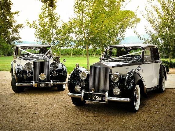 Wedding Cars - Rolls Royce at Brighton Savoy