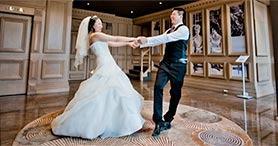 50 guest wedding reception special