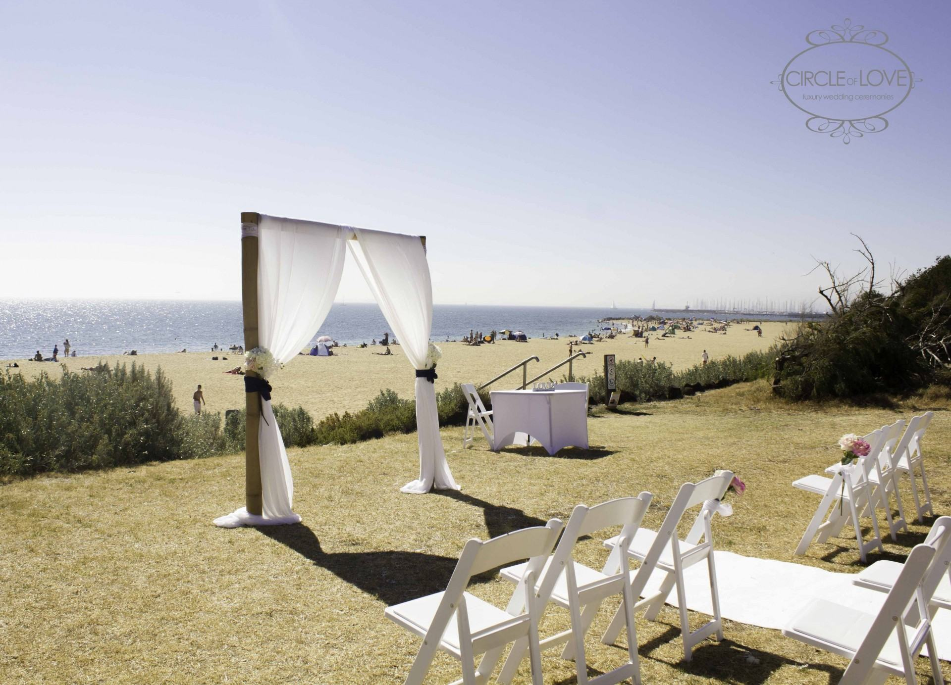 Your Beach Wedding Ceremony: Planning A Beach Wedding In Melbourne