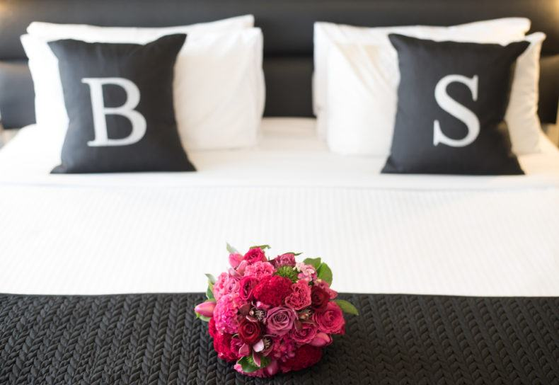 Bridal Suite Accommodation Brighton