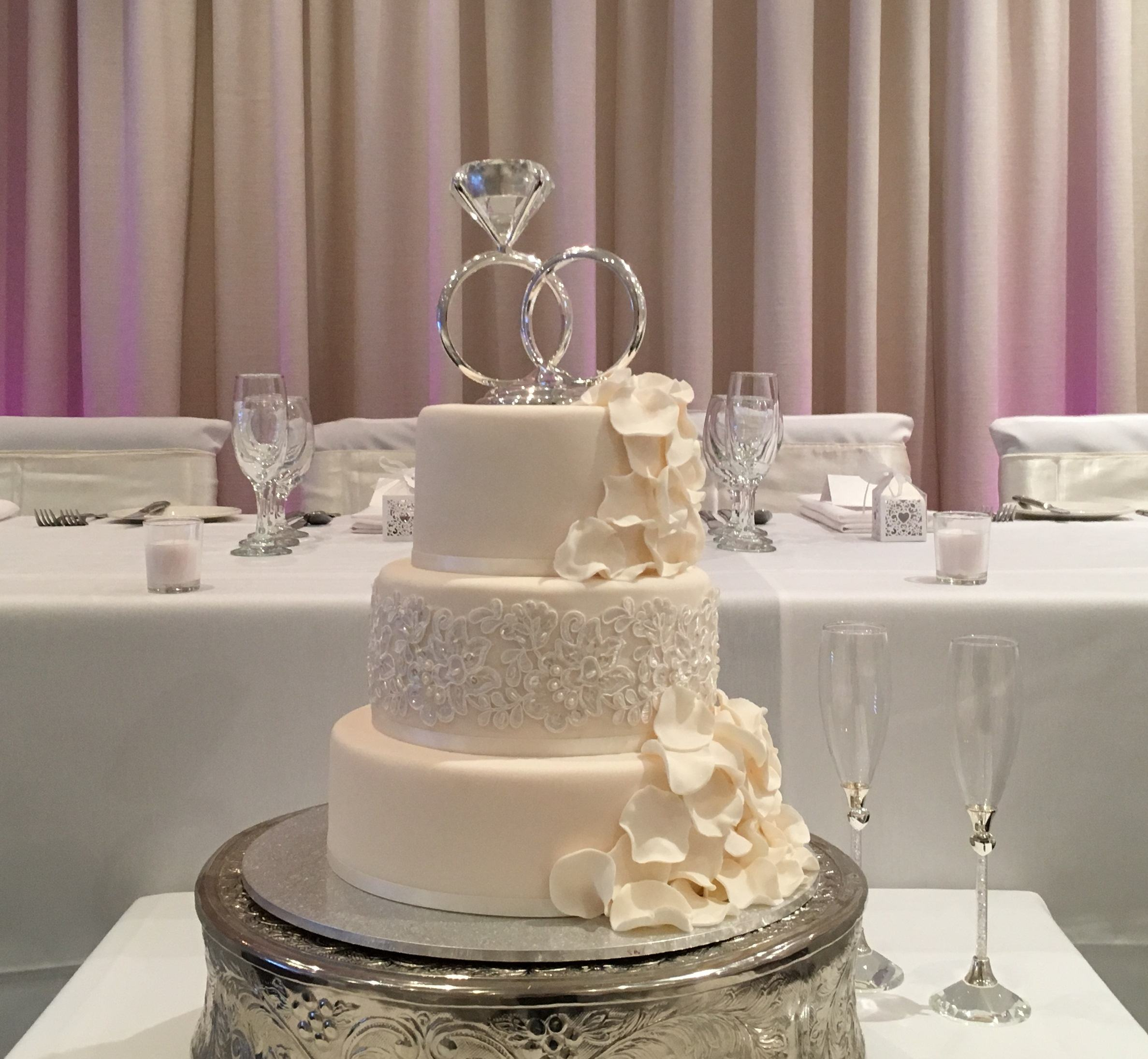 Wedding Cakes: Top 10 Wedding Cake Suppliers In Melbourne 2018