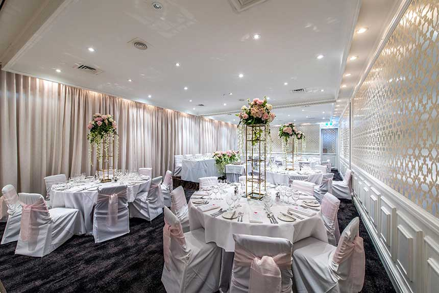 Wellington Room Wedding Special
